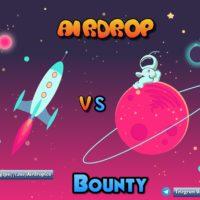 Как заработать криптовалюту в Airdrop и Bounty кампаниях без вложений