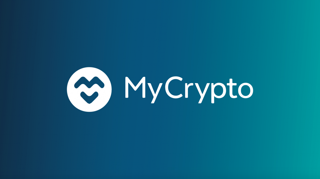 MyCrypto - Pålidelig Ethereum Cryptocurrency Wallet