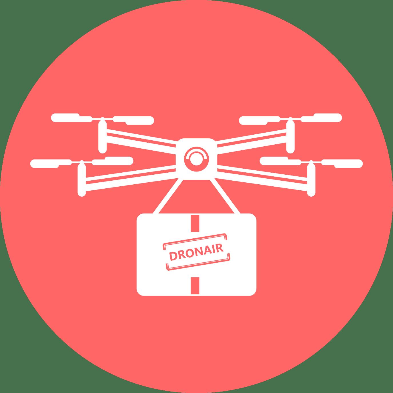 Airdrop ➔ Dronair ($10 в токенах DAIR)