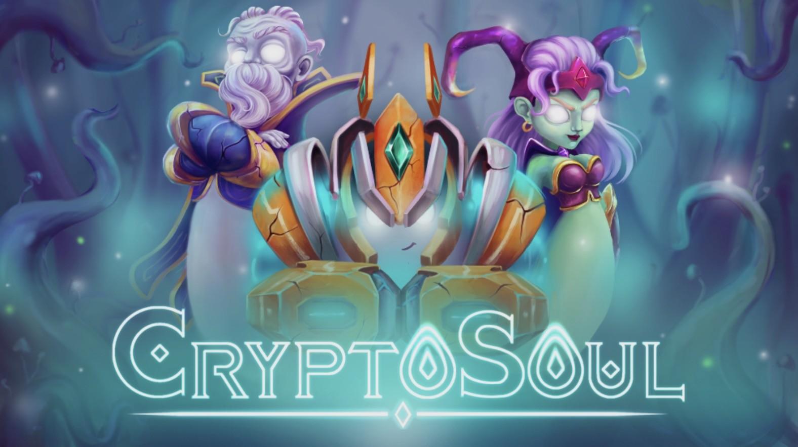 CryptoSoul — заработок на играх без вложений
