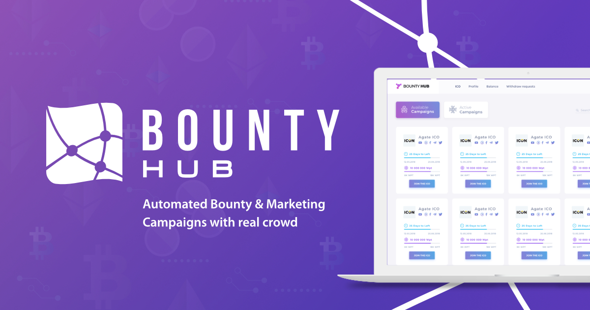 "BountyHub - automated Bounty Platform<span class=""wtr-time-wrap after-title""><span class=""wtr-time-number"">11</span> Famakiana minitra</span>"