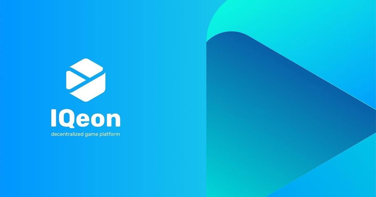 Логотип IQeon