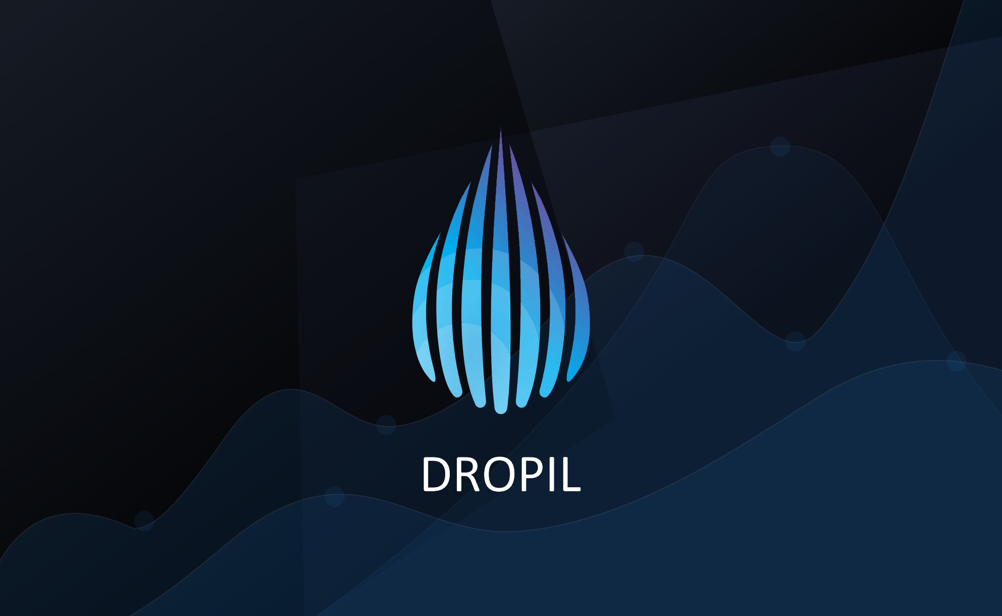 Dropil - pangentukan cryptocurrency DROP