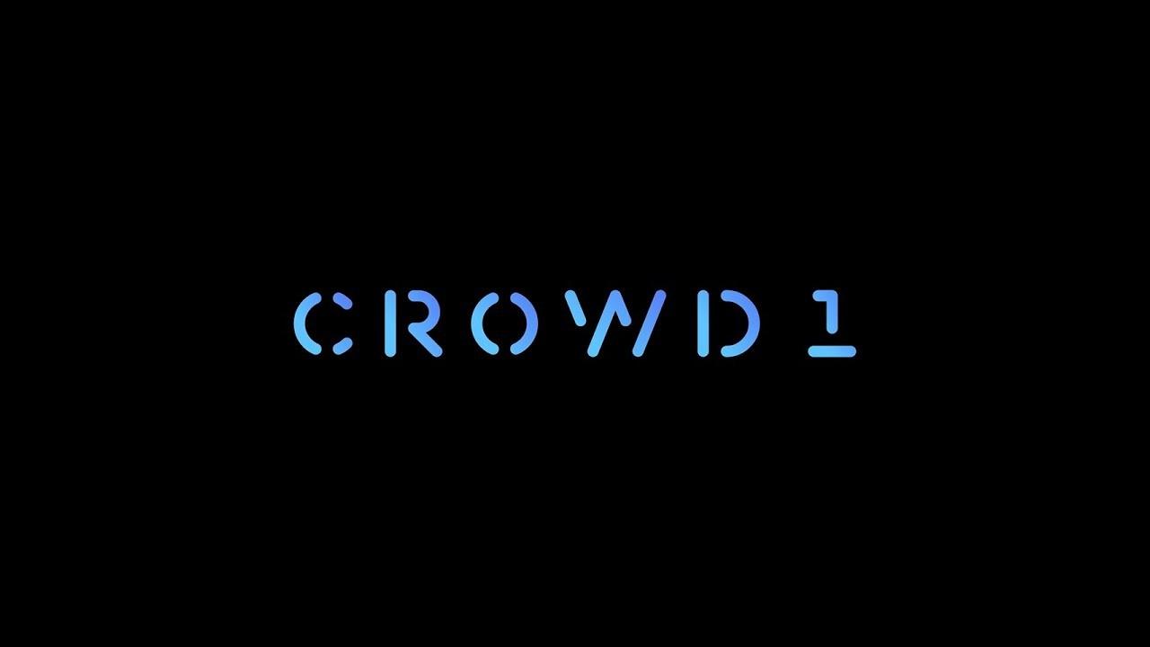 Логотип проекта CROWD 1