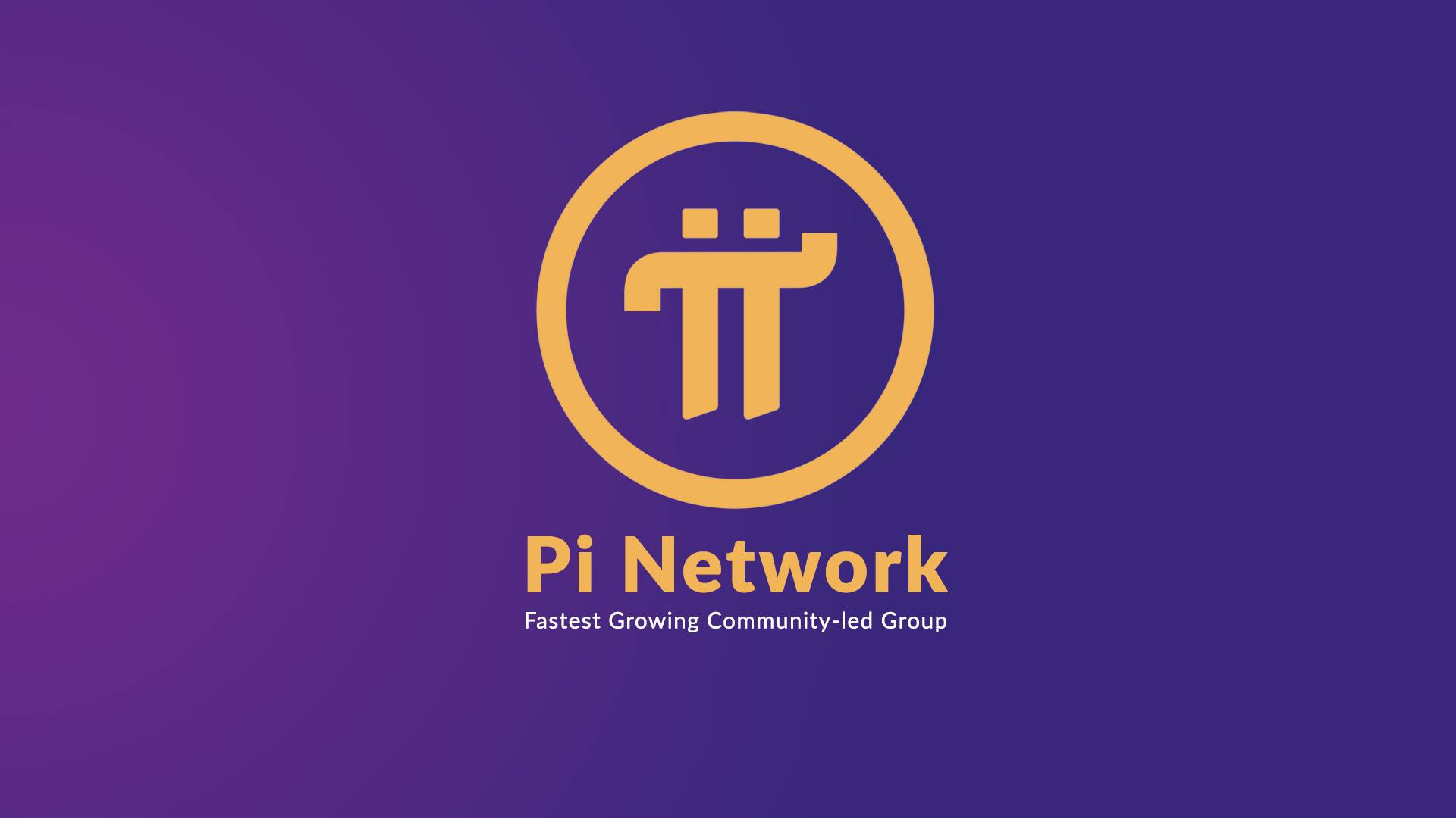Cryptocurrency mining: Pi-nätverk