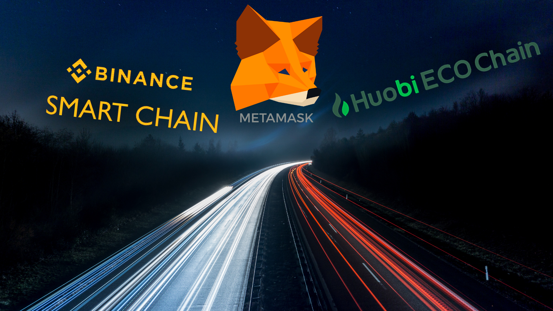 Как добавить Binance Smart Chain и Huobi ECO Chain в MetaMask